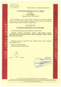 OHSAS 18001-3